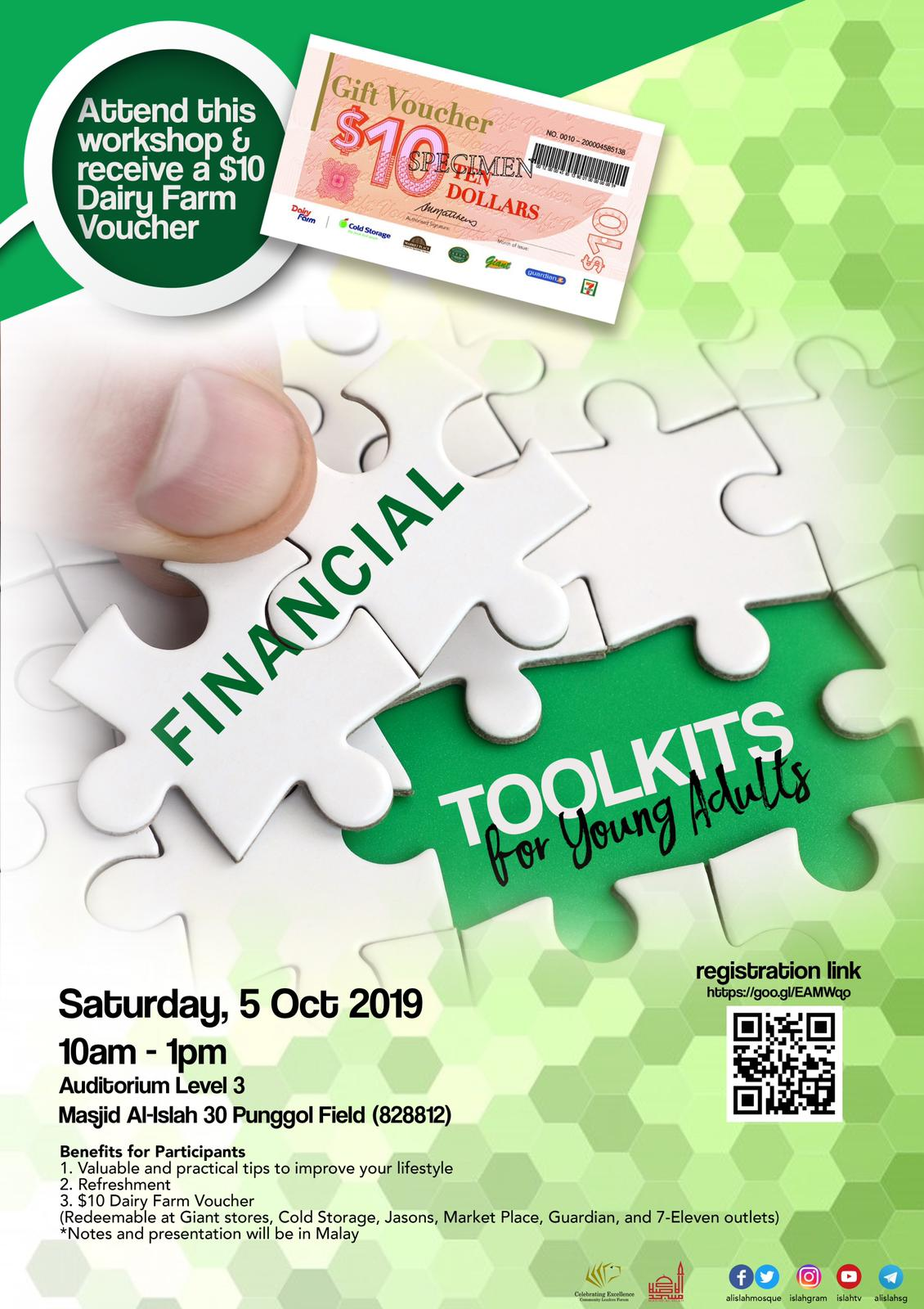 Financial Toolkit For Young Adults